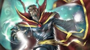 Marvel Just Dropped the First 'Doctor Strange' Concept Art into This Video