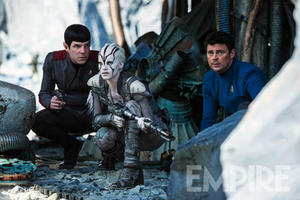 News Briefs: See New 'Star Trek Beyond' Image; 'Goosebumps 2' in the Works