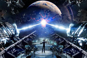 Exclusive: New 'Ender's Game' IMAX Poster Is a Blast