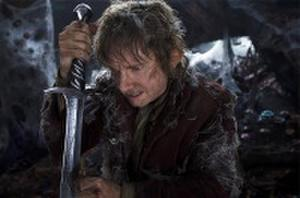One Big Scene: 'The Hobbit' Amazes Us with Rock Giants Battling in 3D