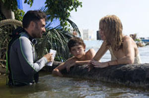Cine Latino: 'The Impossible' Director J.A Bayona on Naomi Watts, Shooting a Mega Tsunami Wave and Weeping on Set