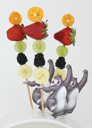 Make These Healthy Treats Inspired by 'The Jungle Book'