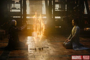 News Briefs: See New 'Doctor Strange' Photos