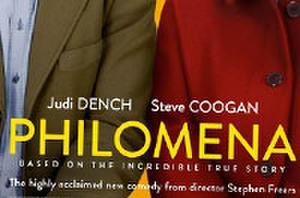 Exclusive: Judi Dench, Steve Coogan Face Off in 'Philomena' Poster