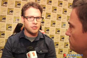Exclusive Comic-Con Video: Seth Rogen Talks 'Green Hornet'
