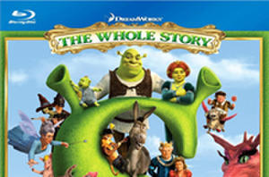 'Shrek: The Whole Story' Boxed Set Out on DVD/Blu-ray