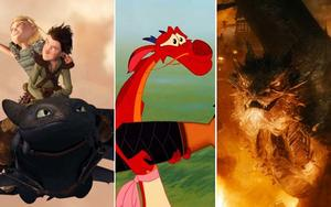 VERSUS: Which Is The Best Movie Dragon?