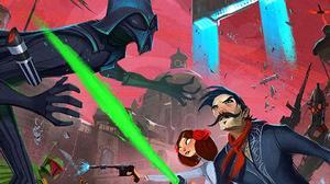 EXCLUSIVE ARTWORK: 'Star Wars' Cinco de Mayo