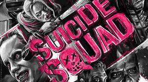 Exclusive Art: 'Suicide Squad'