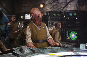 "'Star Wars' Buzz: Maz Kanata's Return and Admiral Ackbar's ""It's a Trap!"""