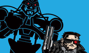 Celebrate the Terminator's 30th Anniversary with This Exclusive Artwork