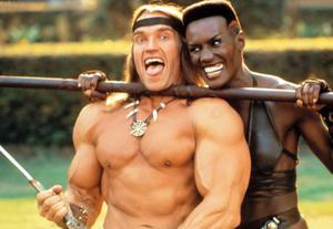 Schwarzenegger's Women: From Sharon Stone to Vanessa Williams