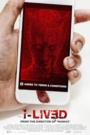 """Poster art for """"I-Lived."""""""