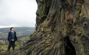 "A scene from "" A Monster Calls."""