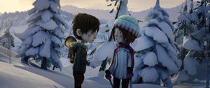 Check out all the movie photos of 'Snowtime!'