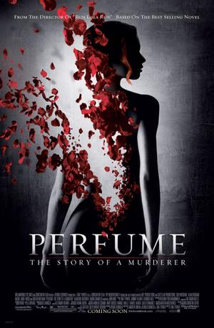 """Poster art for """"Perfume: The Story of a Murderer."""""""