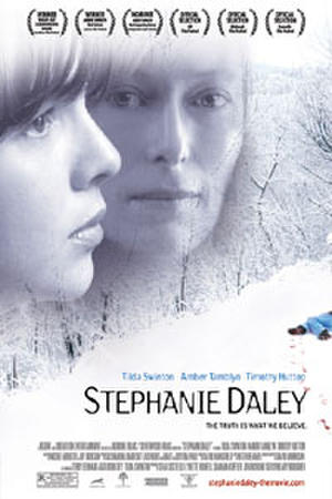 "Poster art for ""Stephanie Daley."""
