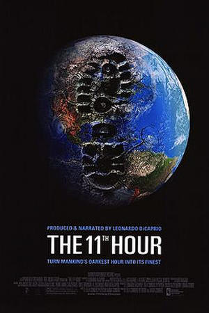 "Poster art for ""The 11th Hour."""