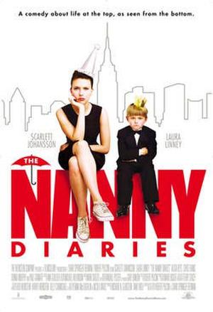 """Poster art for """"The Nanny Diaries."""""""