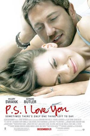 """Poster art for """"P.S. I Love You."""""""