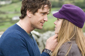 """Gerard Butler and Hilary Swank in """"P.S. I Love You."""""""