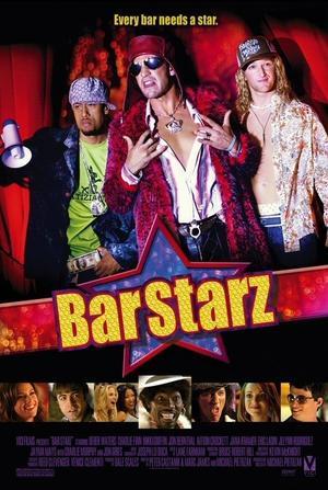 """Poster art for """"Bar Starz."""""""