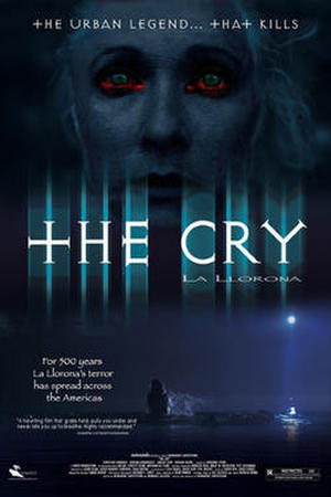"Poster art for ""The Cry."""