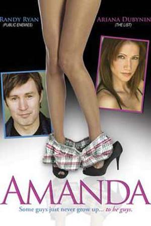 """Poster art for """"Amanda."""""""