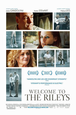 "Poster art for ""Welcome to the Riley's"""