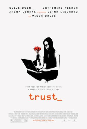 """Poster art for """"Trust."""""""