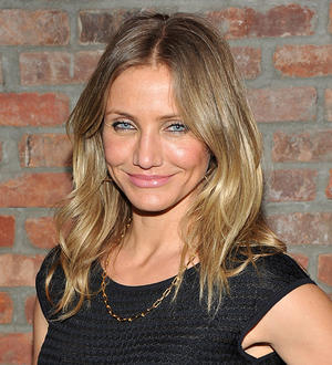 "Cameron Diaz at the after party of the New York premiere of ""Bad Teacher."""