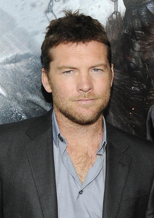 """Sam Worthington at the New York premiere of """"Wrath of the Titans."""""""