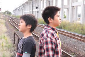 """Ohshiro Maeda and Koki Maeda in """"I Wish."""""""