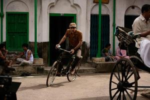 "Ranbir Kapoor in ""Barfi!."""
