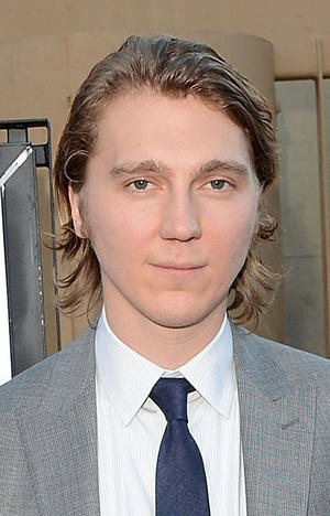 """Paul Dano at the California premiere of """"Ruby Sparks."""""""