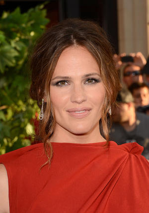 """Jennifer Garner at the California premiere of """"The Odd Life of Timothy Green."""""""