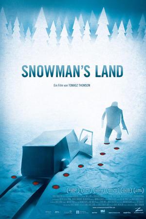 "Poster art for ""Snowman's Land."""