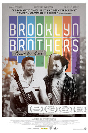 """Poster art for """"The Brooklyn Brothers Beat the Best."""""""