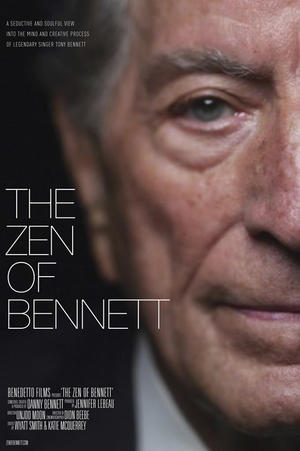 "Poster art for ""The Zen of Bennett."""