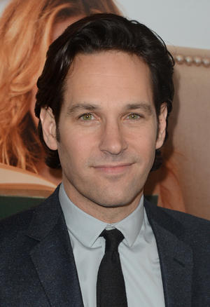 """Paul Rudd at the California premiere of """"This Is 40."""""""