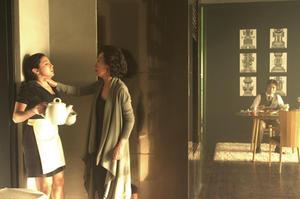 "A scene from ""The Taste of Money."""