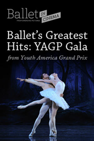 """Poster art for """"Ballets Greatest Hits - Yagpgala."""""""