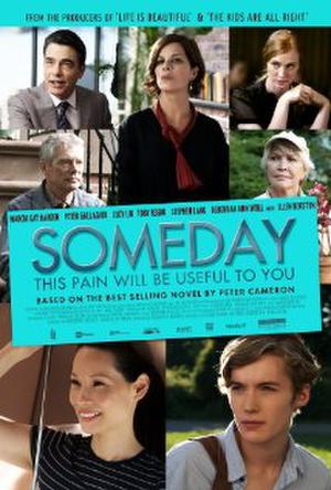 "Poster art for ""Someday This Pain Will Be Useful To You."""