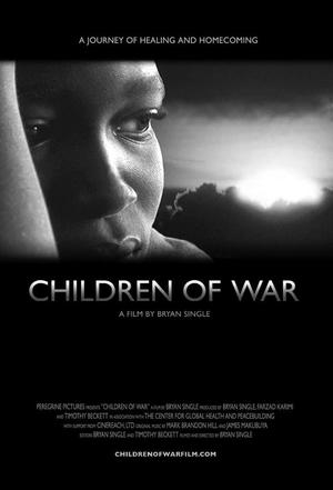 "Poster art for ""Children of War."""