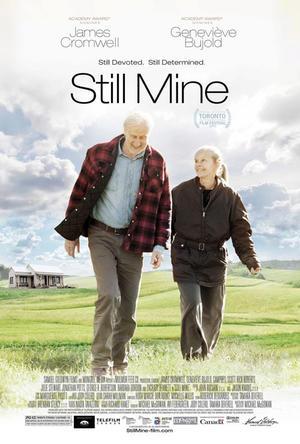 """Poster art for """"Still Mine."""""""