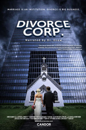 """Poster art for """"Divorce Corp."""""""