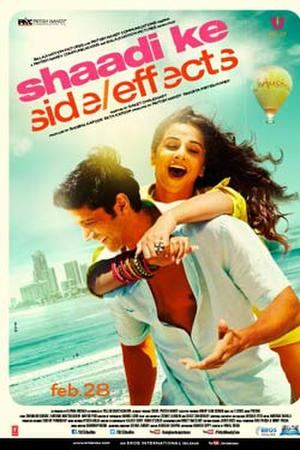 "Poster art for ""Shaadi Ke Side Effects."""