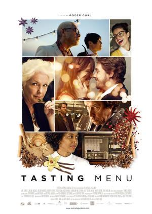"""Poster art for """"Tasting Menu."""""""