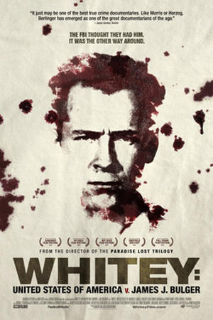 "Poster art for ""Whitey: United States of America v. James J. Bulger"""