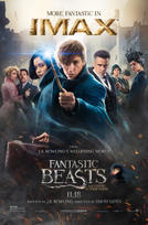 Fantastic Beasts and Where to Find Them: The IMAX 2D Experience showtimes and tickets